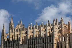 Cathedral of Palma on Mallorca