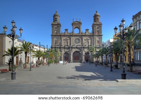 Cathedral of Saint Ana, Las Palmas de Gran Canaria, Spain