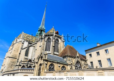 cathedral of saint benigne in...
