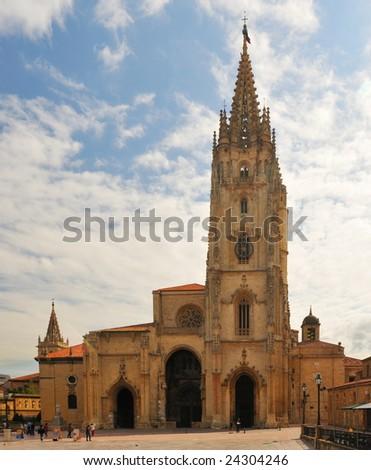 Cathedral of San Salvador, Oviedo