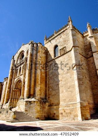 Cathedral of San Salvador, Zamora