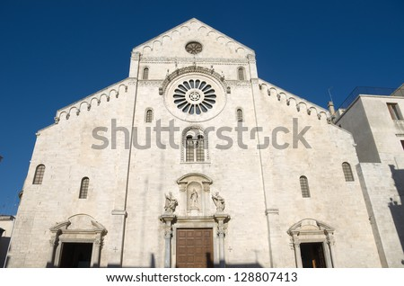 "Cathedral of St. Sabinus in the Bari ""Old Town"""
