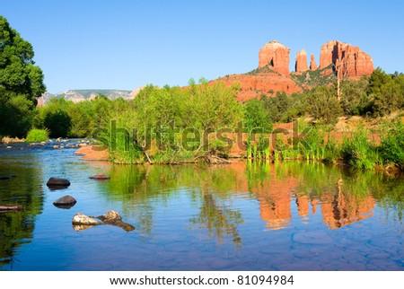 Cathedral Rock in Sedona, Arizona