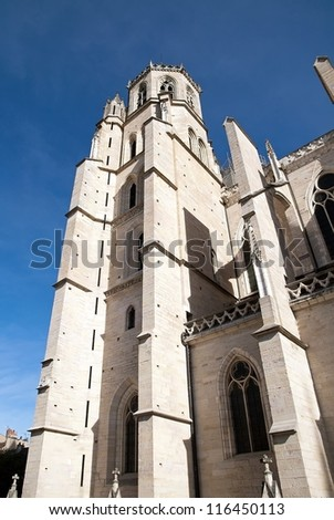 Cathedral Saint B�©nigne  (Dijon C�´te-d Or Burgundy)