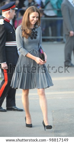 Catherine Duchess of Cambridge attends the Prince's Foundation for Children and The Arts event, London, UK. March 15, 2012, London, UK Picture: Catchlight Media / Featureflash