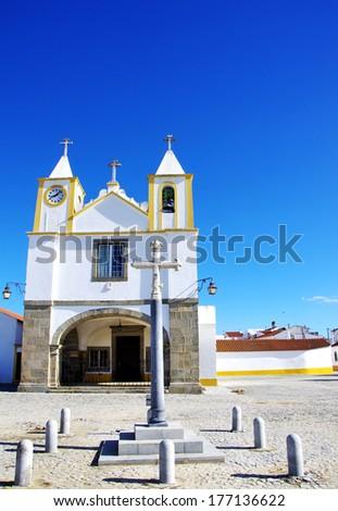 Catholic church, south of Portugal.