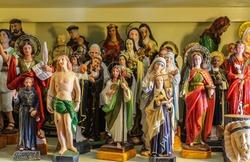 Catholic religious saint shop