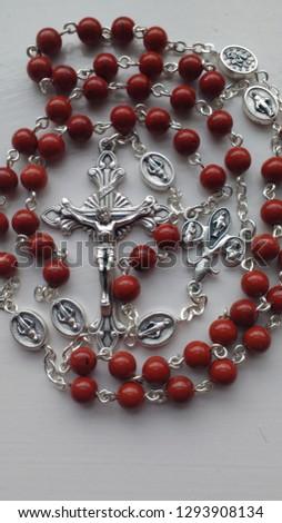 Catholic Rosary Beads original #1293908134