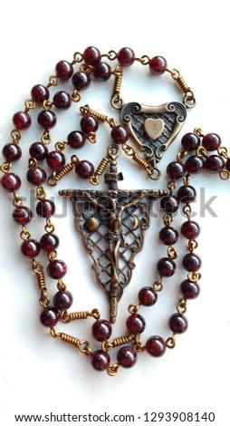 Catholic Rosary Beads original #1293908140