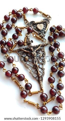 Catholic Rosary Beads original #1293908155