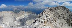 Catinaccio d'Antermoia summit