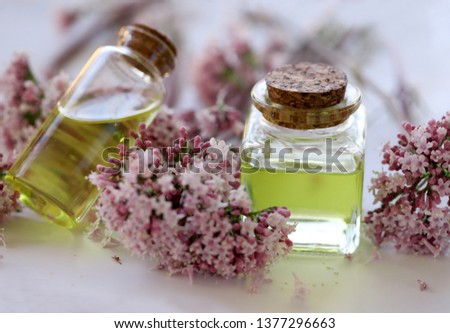 catnip oil ; Valeriana officinalis oil