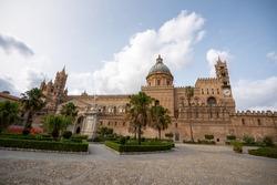 Cattedrale di Palermo in Palermo, Sicily, Italy