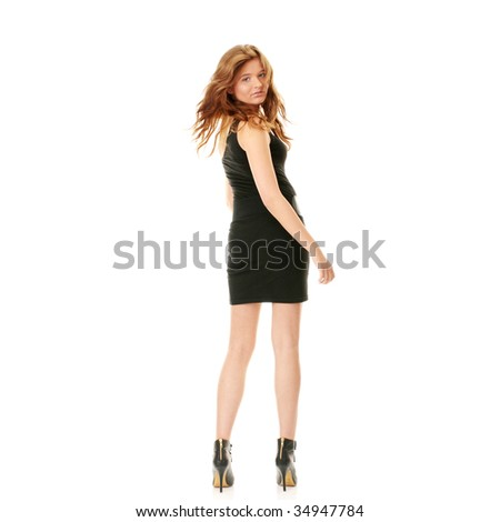 Model Catwalk Catwalk Fashion Model Posing