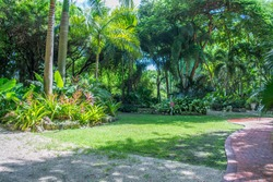 Cauley Square.Historic Village of South Florida.Miami