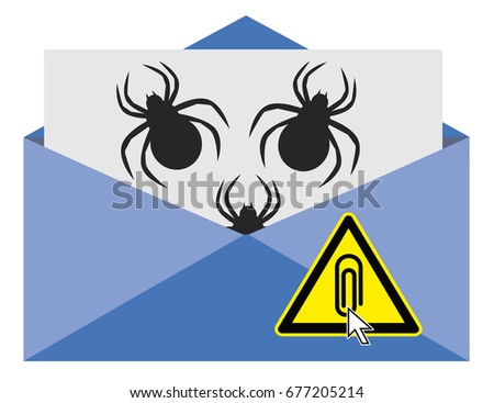 caution with email attachment....