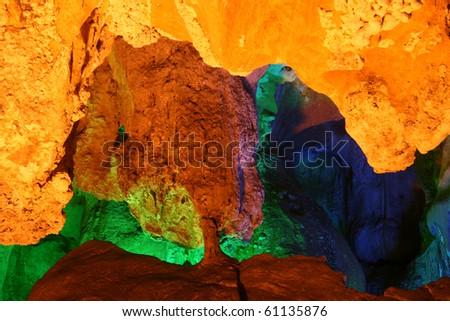 Caves at Halong Bay (UNESCO), Vietnam