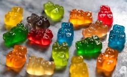 CBD Hemp Cannabis Gummy Bears