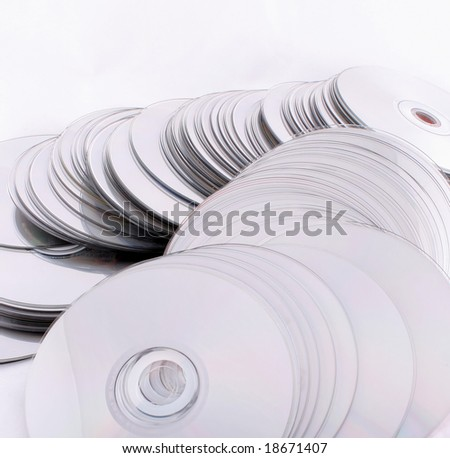 cd and dvd discs, computers technology it
