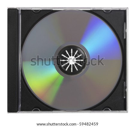 CD DVD in Case