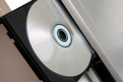 CD / DVD player