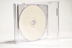 CD in clear case