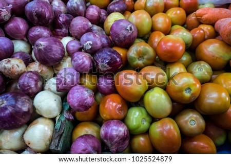 Shutterstock Cebollas Y Tomates