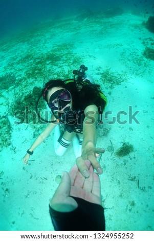 cebu scuba diver                           #1324955252