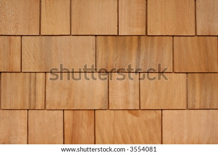 Cedar Shakes / Shingles Background