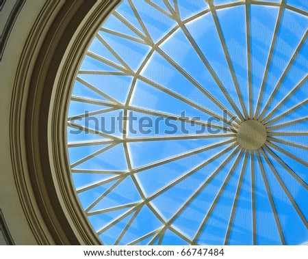 Ceiling Abstract patterns