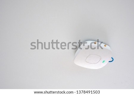 Ceiling access point wifi and led status in working #1378491503