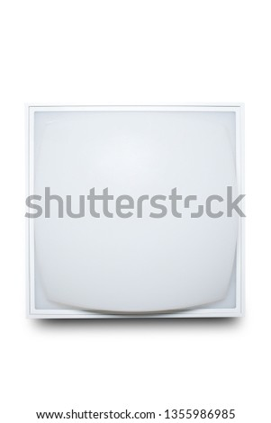 Ceiling and wall lamp #1355986985