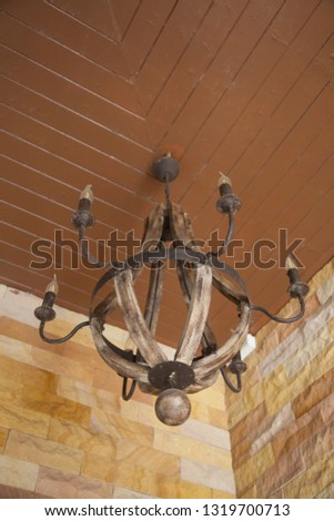 Ceiling lamp, ceiling hanging lamp #1319700713