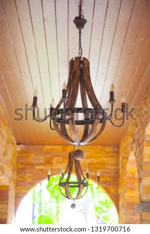 Ceiling lamp, ceiling hanging lamp #1319700716