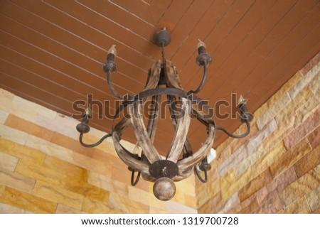 Ceiling lamp, ceiling hanging lamp #1319700728