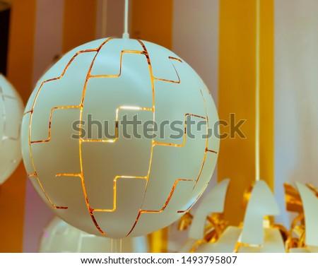 Ceiling Lamp for Interior Decor #1493795807