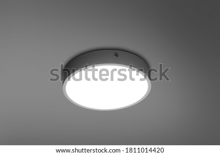 Photo of  Ceiling Light LED Round Surface