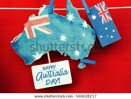 Free photos greetings from australia avopix celebrate australia day holiday on january 26 with a happy australia day message greeting written m4hsunfo