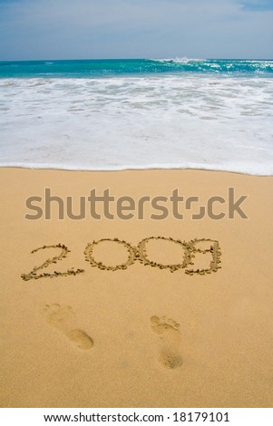 Celebrate New Year 2009 on exotic places!