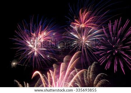 Celebrating the new year. #335693855
