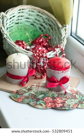 celebration of life decorations, christmas decorations garland,   celebration around the world celebration of life decorations, christmas decorations garland, Home holiday, cozy house,   happy day,   #532809451