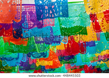 free photos traditional mexican paper bunting decoration celebratory