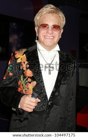 Celebrity Wax Model Elton John  at the Grand Opening of Madame Tussauds Wax Museum Hollywood. Madame Tussauds Wax Museum Hollywood, Hollywood, CA. 07-21-09
