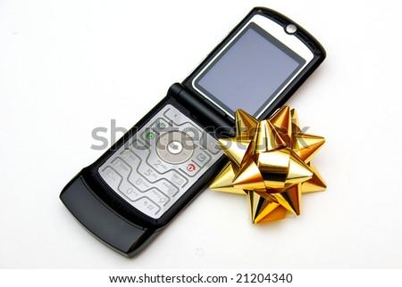 cellular phone xmas gift #21204340
