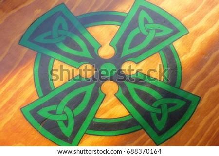 Celtic symbol #688370164