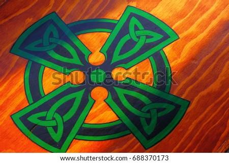 Celtic symbol #688370173