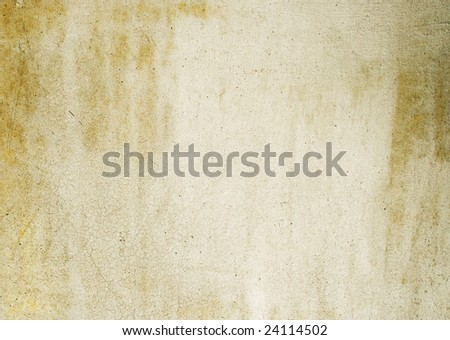 Cement a wall plaster