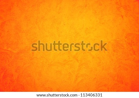 Shutterstock cement orange background
