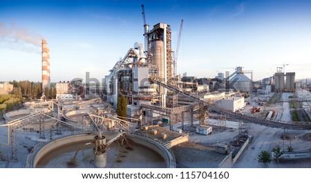 Cement plant #115704160