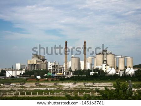 Cement plant #145163761